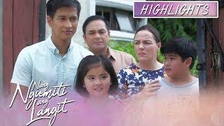 Ruth accompanies Mikmik to the Salvadors | Nang Ngumiti Ang Langit