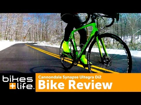 Cannondale Synapse Review – Endurance Road Bike