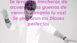 Voces - Antonio Orozco (Lyrics)