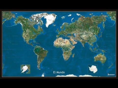 Mapas que Representan al Mundo de una Forma Distinta