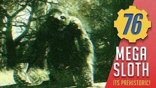 Mega Sloth - What is This Thing? | Fallout 76