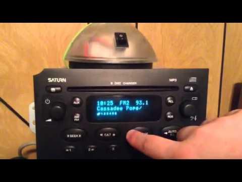 Saturn Radios Cont'd