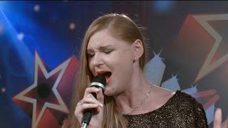 Участник ШОУ ТАЛАНТОВ - Елена Семёнова