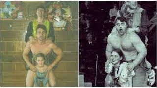 This 7 Year Old Girl Was Able To Carry Her Dad On Her Back  Now, Her Body's Completely Transformed