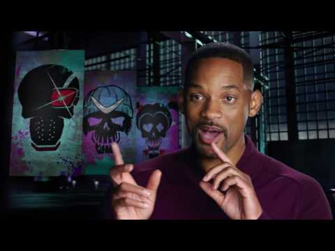 Interviews: 'Suicide Squad' Cast – Jared Leto, Will SMith, Margot Robbie
