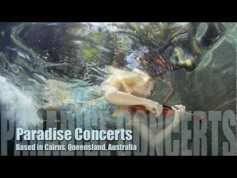 Paradise Concerts International Chamber Music Series - Cairns Australia