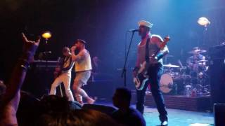"Turbonegro ""Get It On"" Live at Gramercy Theatre"