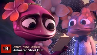 Cute CGI 3D Animated Short Film ** INVISIBLE ** Romantic Love Story Cartoon For Kids by Ringling
