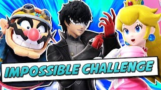 Can I Beat The World's BEST Smash Bros Players?