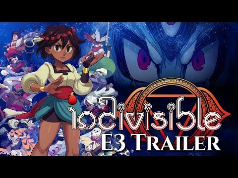 Indivisible - Welcome to the World of Loka de Pro Evolution Soccer 2019 dévoile son trailer de l'E3 2018