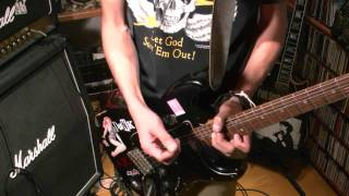 Ask The Angels / The Distillers (guitar cover)