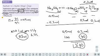 Eğitim Vadisi 10.Sınıf Kimya 8.Föy Kimyasal Hesaplamalar Konu Anlatım Videoları