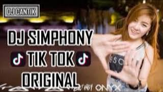Dj Simphony Tiktok Original Song