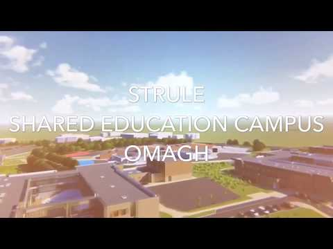 Strule Shared Education Campus, Omagh – Public Exhibition