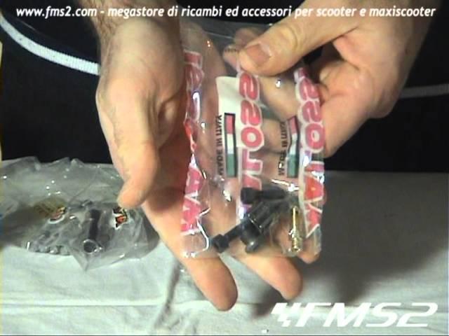 Motore gruppo termico Mhr team t-scomposta 7 travasi Minarelli factory Malossi, ricambio 3112642T0