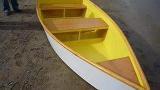 Названия лодок из дерева
