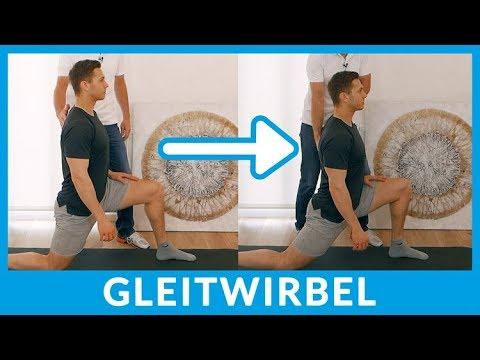 Akute Rückenschmerzen im Bereich Schulterblatt