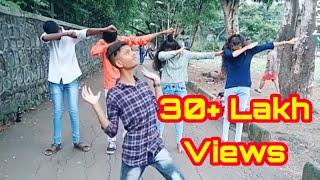 Gambar cover musically group dance full comedy tik tok video