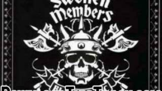 swollen members - Press Forward - Black Magic