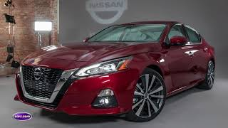 2019 Nissan Altima Video Review
