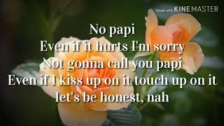 Isabela Merced  PAPI (LyricsLetra)