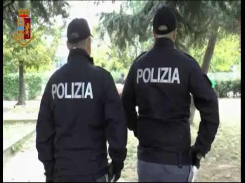BANDA DI SPACCIATORI STRANIERI SGOMINATA DALLA POLIZIA A SAVONA