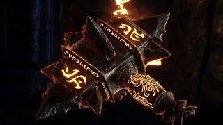 Skyrim: мод на оружие Сульфурас, Возвращенная рука(World of Warcraft)