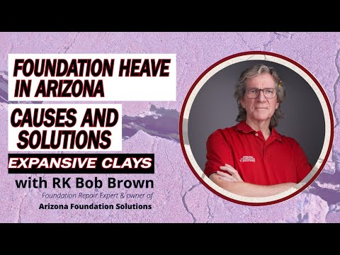 Foundation Heave in Arizona: Causes and Solutions | Arizona Foundation Solutions