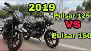 Pulsar 150 vs Pulsar 125 | New 2019 Model