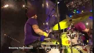 Grooving High Allstars - Mr.Vain, No Limits, I Like to move it. Bilebändi2012 finaali