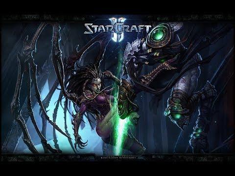 Starcraft II - Medvědí tlupa v komunitních mapách