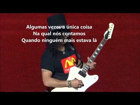 Guns N' Roses - Catcher In The Rye - Legenda/Tradução BR - NITLT Tour 2016