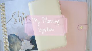 My Planning System // Home Management, Erin Condren And On The Go!