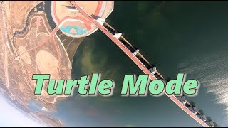 Flip over after crash (Turtle mode) 여주보 / Armattan Rooster / Russell FPV FreeStyLe / 레이싱드론