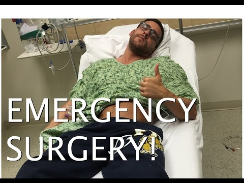 My Emergency Surgery! | PRE WORKOUT SUPPLEMENTS.... Ruptured My Appendix?