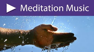 Shower Meditation | 1 HOUR Healing Water Sounds and Relaxing Zen Songs for Purification