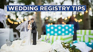 The Dos and Don'ts of Wedding Registries | HGTV
