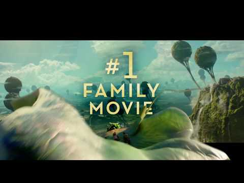A Wrinkle in Time A Wrinkle in Time (TV Spot '#1 Family Movie in the Country!')