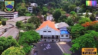 Girls High School Kandy - Aerial Video