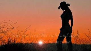 George Strait - How Bout Them Cowgirls With Lyrics