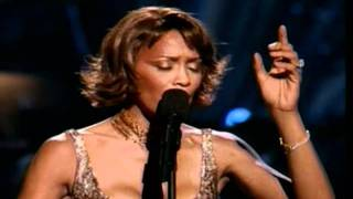 Whitney Houston   I Will Always Love You   Live @ 25 Th Arista Anniversary Concert.