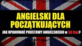 ANGIELSKI DLA POCZĄTKUJĄCYCH (YouTube) - Nauka Języka Angielskiego na YouTube.