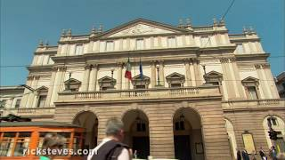 Thumbnail of the video 'Milan's La Scala Opera House'