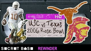 The Texas-USC Rose Bowl, one of college football's best championship games, deserves a deep rewind