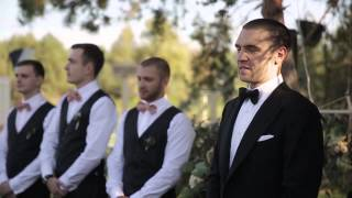 Свадьба Любы и Кирилла: Церемония