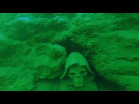 Video Scuba Diving Lake Pleasant, Arizona 7/18/14