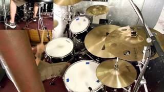 JOSS STONE - THE RIGHT TIME - (BY RAY CHARLES) DRUM COVER