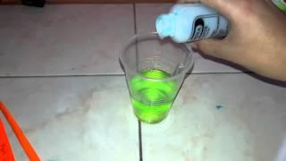 Como hacer  burbujas  De jabón  resistentes