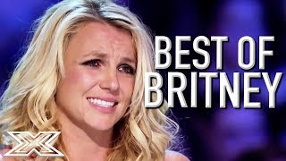 britney spears live performance x factor - TH-Clip