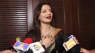 Shibani Kashyap,Deepshikha, Kaamini Khanna, Susheel Jangira & politicians at Haq Chahiye Anthem launch